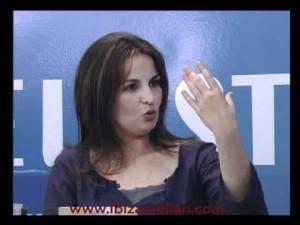 Entrevista a la escritora Ibiza Melián en RTV AguaCabra