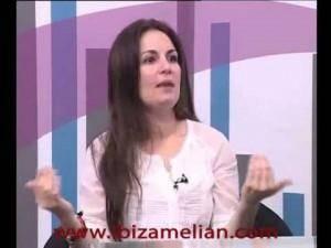 Entrevista a la escritora Ibiza Melián en el programa Más Fuerteventura, en Canal9