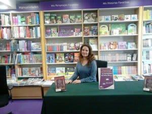 Entrevista a la escritora Ibiza Melián en la web literaria La entrevista de tu vida