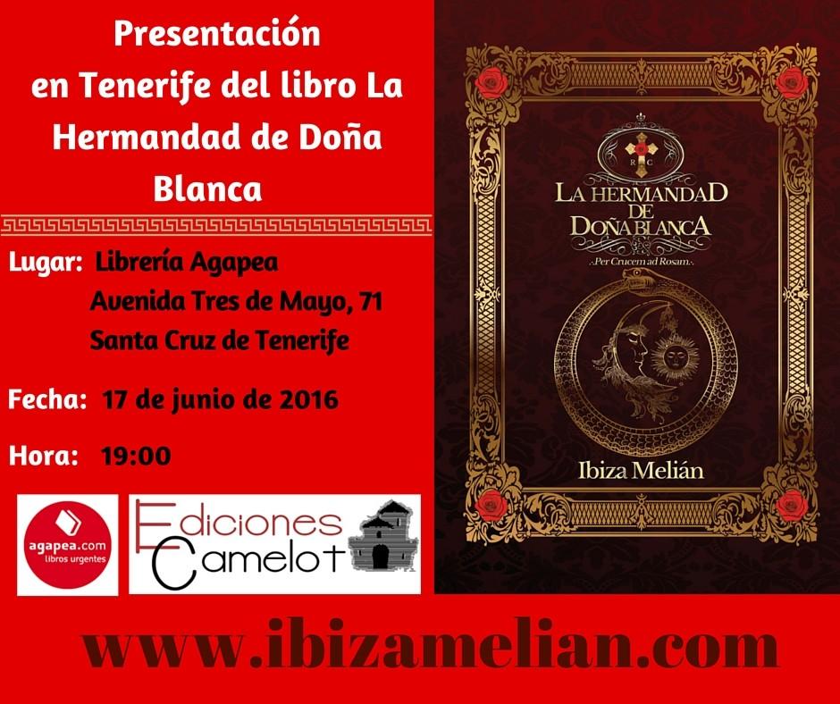 Presentación Tenerife 17.6.2016