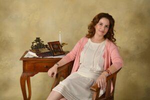Entrevista a la escritora Ibiza Melián en el blog literario SuperLectorAlfa