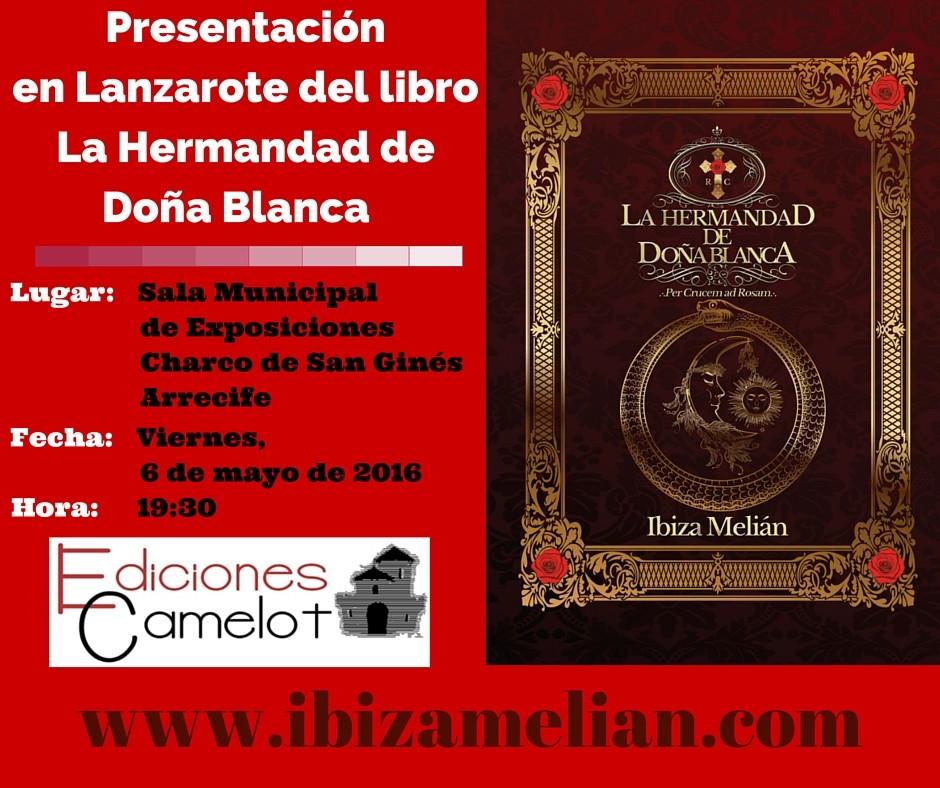 Presentación Lanzarote 6.5.2016