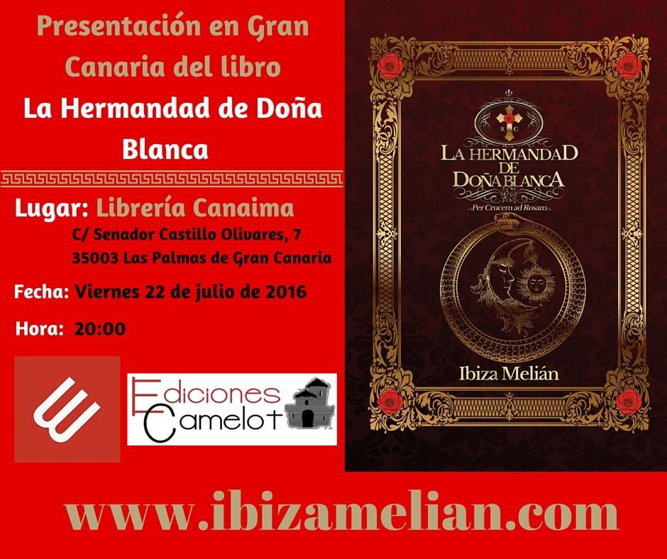 Presentación Las Palmas 22.7.2016
