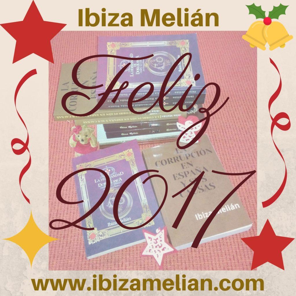 Felicitación de Ibiza Melián