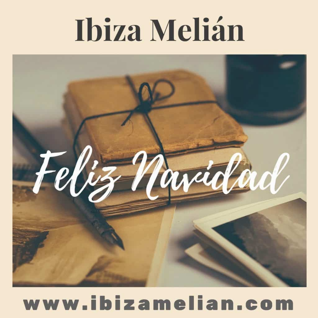 Felicitación navideña de Ibiza Melián