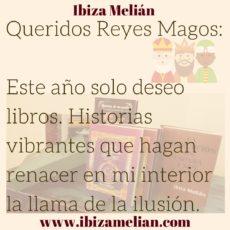 Carta a los Reyes Magos de Ibiza Melián