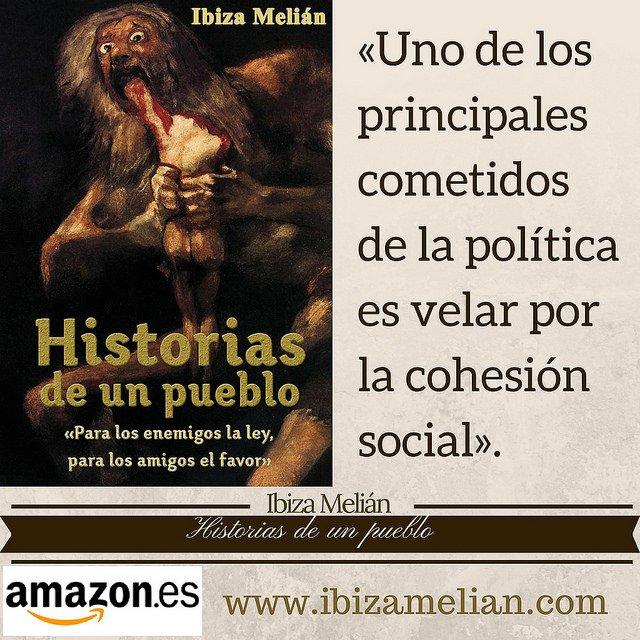Historias de un pueblo, libro escrito por Ibiza Melián