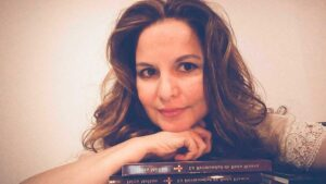 Entrevista a la escritora Ibiza Melián en la web cultural Alquibla