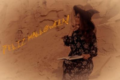 Ibiza Melián en Halloween