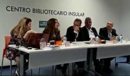 Conferencia de la escritora Ibiza Melián