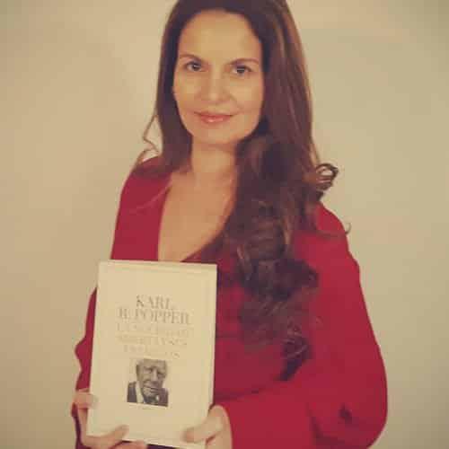 La sociedad abierta y sus enemigos, lectura recomendada por la escritora Ibiza Melián