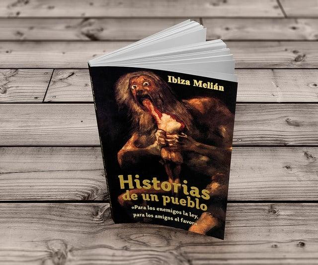 Historias de un pueblo, libro de la escritora Ibiza Melián