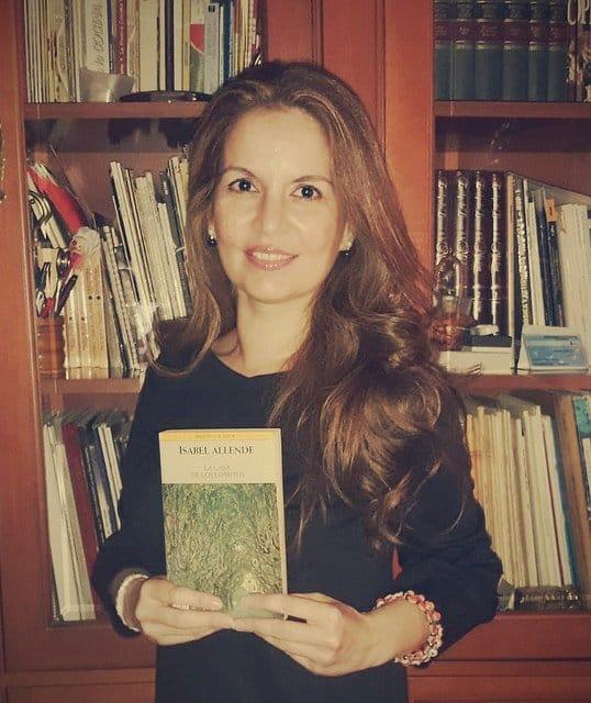 Recomendación de la escritora Ibiza Melián
