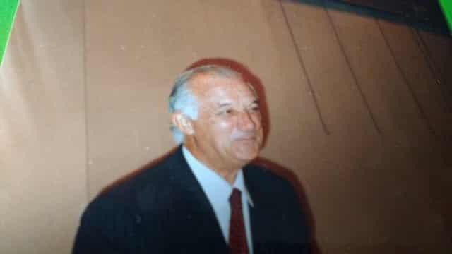 El profesor Antonio Oliver Monserrat
