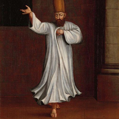 Derviche, místico sufí