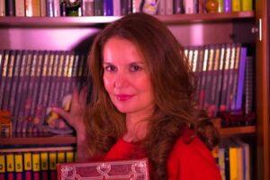 Entrevista a la escritora Ibiza Melián en la cadena COPE de Utrera