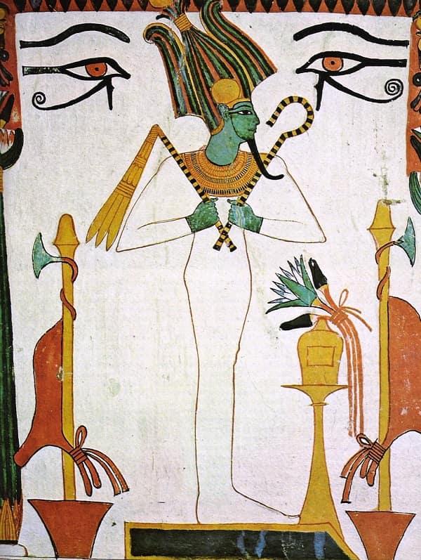 El Ternario Osiris-Isis-Horus