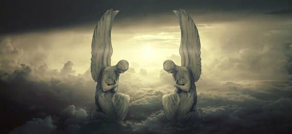 Invocar a los ángeles, práctica de teúrgia