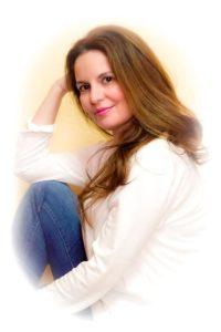 Entrevista a la escritora Ibiza Melián en Luces en la oscuridad