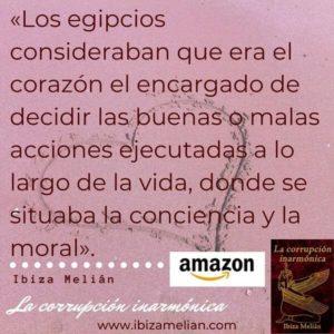 Frase sobre el corazón, de la escritora Ibiza Melián