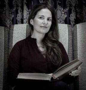 Entrevista a la escritora Ibiza Melián en Biblioteca Oculta