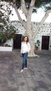 Entrevista a la escritora Ibiza Melián en el programa El Arte de Vivir, en COPE-Lanzarote