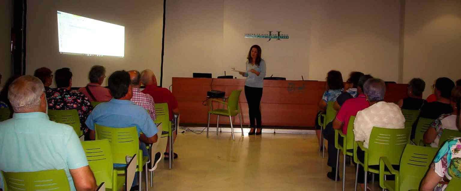 Ibiza Melián escritora de numerosos libros